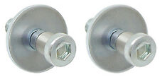 64-82 Reproduction GM Door Lock Strikers, Pair