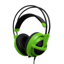 SteelSeries Siberia V2 Full-Size Gaming Headset ONLY - Green (IL/RT6-13098-51...