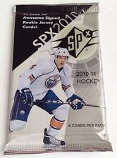 2010-11 Upper Deck SPx Hockey HOBBY Pack Rookie Auto/Jersey/Patch?