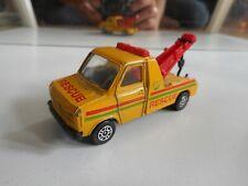 Corgi Ford Transit Wrecker in Yellow