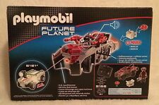 Playmobil Future Planet 5156 Dark Rangers Explorer Toy Cannon Remote Control New