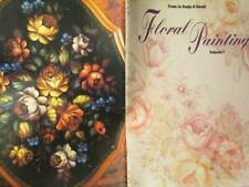 Floral Painting Book #1-Jo Sonja & David Jansen