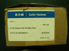 new,EATON Cutler-Hammer IQ 200 66B2051G01
