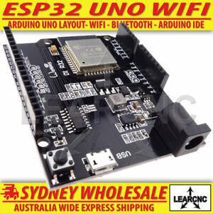 ESP32 UNO Wireless WiFi Bluetooth Development Board Arduino IDE WeMos D1