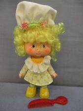 "Stawberry Shortcake ""LEMON MERINGUE"" Complete Outfit American Greetings 1979"