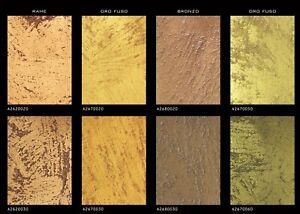 Venetian Plaster Textured metallic Product- Sharki Copper metal base 750ml
