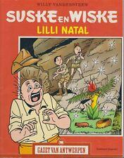 SUSKE en WISKE Lilli Natal Willy Vandersteen Gazet van Antwerpen