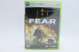 FEAR F.E.A.R First Encounter Assault Recon Xbox 360 BRAND NEW FACTORY SEALED