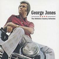 George Jones : The Definitive Country Collection CD (2003) ***NEW*** Great Value