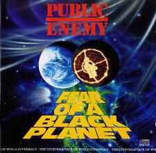 Public Enemy-Fear Of A Black Planet-CD 1994 Def Jam Recordings ‎– 523 446-2