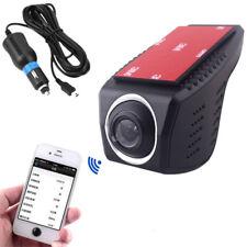 140° HD 1080P Versteckt Auto Kamera DVR Dashcam AVI Recorder G-Sensor Nachtsicht