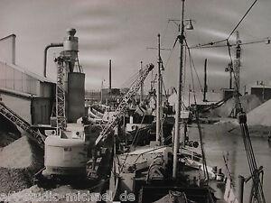 "Großes Original-Vintage von Willy Hinck, Dangast: ""Vareler Hafen"","