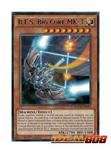 YUGIOH x 3 B.E.S. Big Core MK-3 - MACR-EN032 - Rare - 1st Edition Near Mint