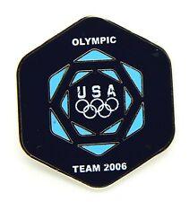 Pin Spilla Olimpiadi Torino 2006 - Olimpic USA Team 2006