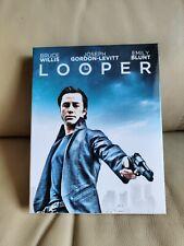 Looper Filmarena exclusive Blu-ray Steelbook, New/Sealed 0019/2000