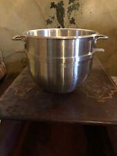 40 Quart Commercial Mixing Bowl -for Hobart Mixers- New