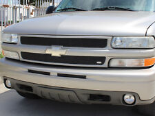 2000-2006 CHEVROLET CHEVY TAHOE 2PC BLACK MESH GRILLE GRILLCRAFT