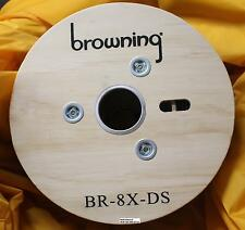 Browning BR-8XDS Double Shielded RG8X Mini 8 COAX 500 Foot Roll Copper $15 Ship