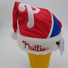 Philadelphia Phillies Santa Hat