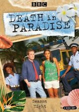 Death in Paradise: Season Eight [DVD]