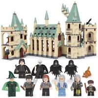 4th edition INSTRUCTION MANUAL LEGO 4842 HARRY POTTER Hogwarts Castle - ONLY