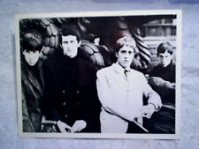 1960's The Who Publicity Glossy Photo Vintage,Rock And Roll Group,singers