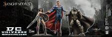 Knight Models DC Miniatures BNIB Batman Vs Superman Trinity DCUN001