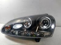 2005 VOLKSWAGEN GOLF 3 Door Hatchback  Head Light NS Left Passenger Lamp