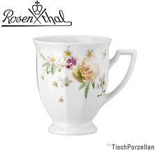 1x Rosenthal Maria Pink Rose Becher Schoko Tee Kaffeebecher 0,3 L NEU 1.Wahl