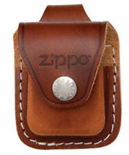 Zippo lplb brown Lighter pouch loop leather, New In Box