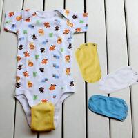 Baby Romper Partner Super Utility Bodysuit Jumpsuit Diaper Extend- Lengthen G1O3