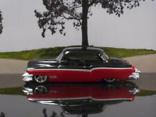 JADA DUB CITY OLDSKOOL 1953 CADILLAC COUPE IN BLACK & RED 1/64 SCALE DIECAST