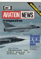 Aviation News Mag No.75 Squadron RAAF The Mirage III September 1987 092319nonr