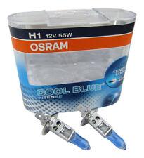 2x Original Osram H1 Cool BLUE Intense DUO-PACK Birnen Lampen #66 für FERNLICHT