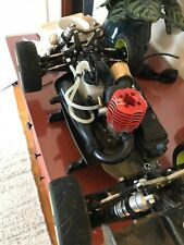 Losi 8ight 3.0 nitro buggy chassis for parts