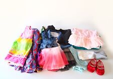 baby girl summer clothes 6-12 months lot