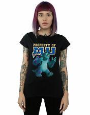 Disney Women's Monsters University Property Of MU Sulley T-Shirt