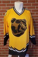 Boston Bruins Alternate POOH BEAR Koho Jersey Large Deadstock New NWT Canada NHL