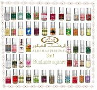 Al Rehab 3ml Véritable Attar Parfum Sans Alcool Musk Oud Roll on Haute Qualité