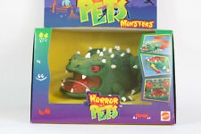 Mattel Monsters Horror Pets BELCHA Frog Action Figure Rare Vintage 1994