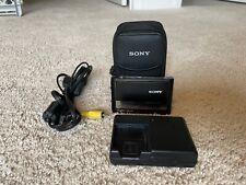 Sony Cyber-shot DSC-T20 (8.1MP, Black) - Very good condition!