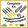 Old Man Emu for Nissan Navara D40 (2005-15) Suspension Bundle HEAVY KIT Lift