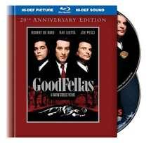 GoodFellas (20th Anniversary Edition) [Blu-ray], New Dvd, Chuck Low, Frank Vince