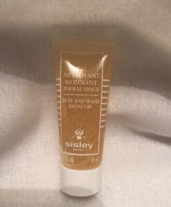Sisley Botanical  Buff & Wash Facial Gel (Tube) Cleansers~10ml Deluxe Sample