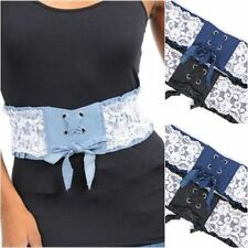 Unbranded Patternless Belts for Women with Laces