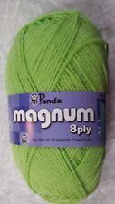 Panda Magnum #1004 - Lime Sorbet 8 Ply 100g Acrylic