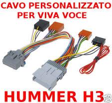 CONNETTORE CAVO VIVA VOCE PARROT HUMMER H3 VIVAVOCE  04766