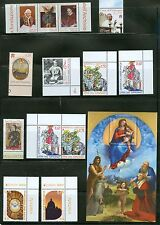Vatican City 2012 Compete MNH Year Set