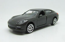 MAJORETTE PORSCHE PANAMERA IN GREY WITH OPENING DOOR NEW MINT