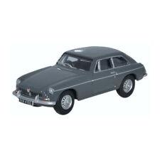 Oxford 76MGBGT002 MG B GT grau Maßstab 1:76 Modellauto (216410) NEU!°